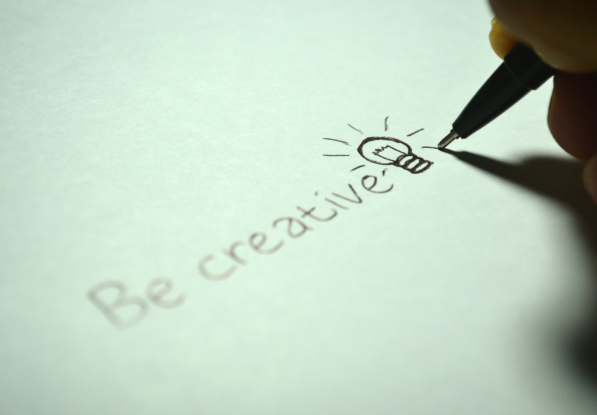 creativity is most important