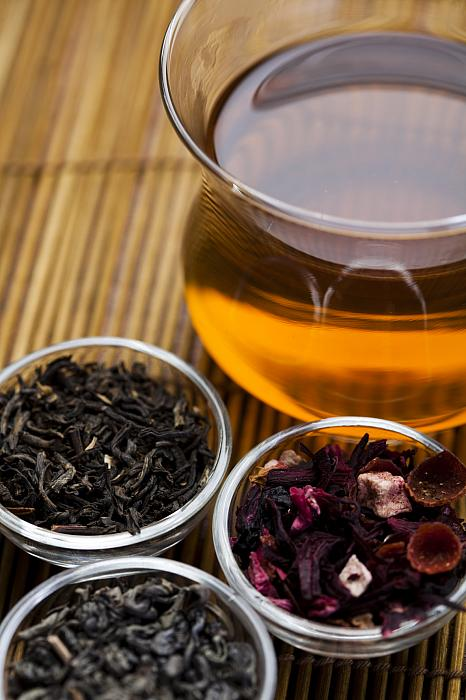 tea drinking is a secret to good health!