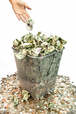 make smarter personal finance choices and dont throw money away