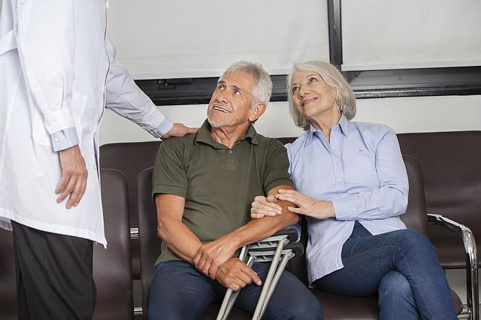 geriatric care needs much investigation at first