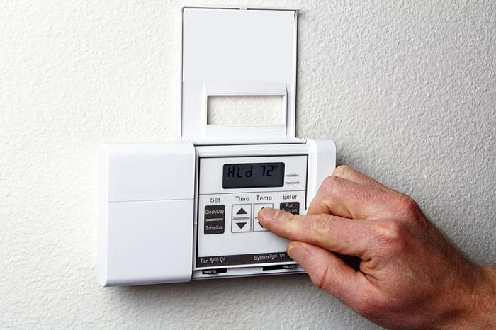 Newer thermostats work better.