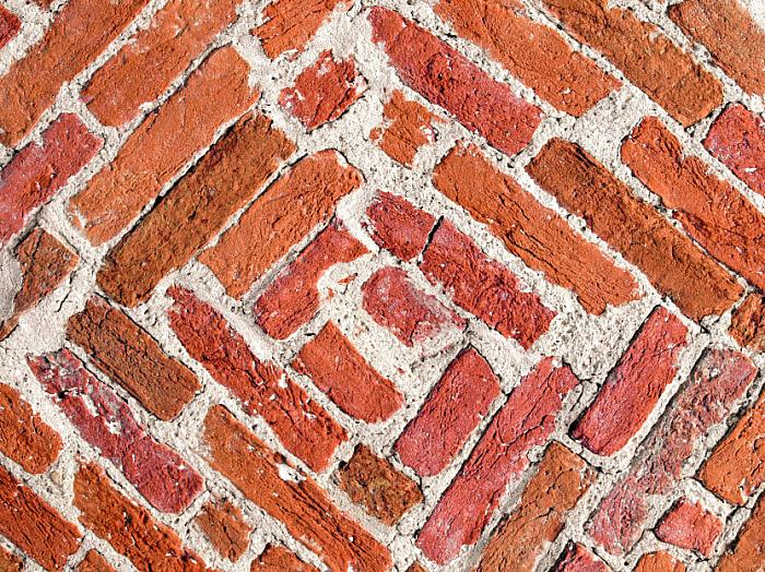 brick walls need to be looked after