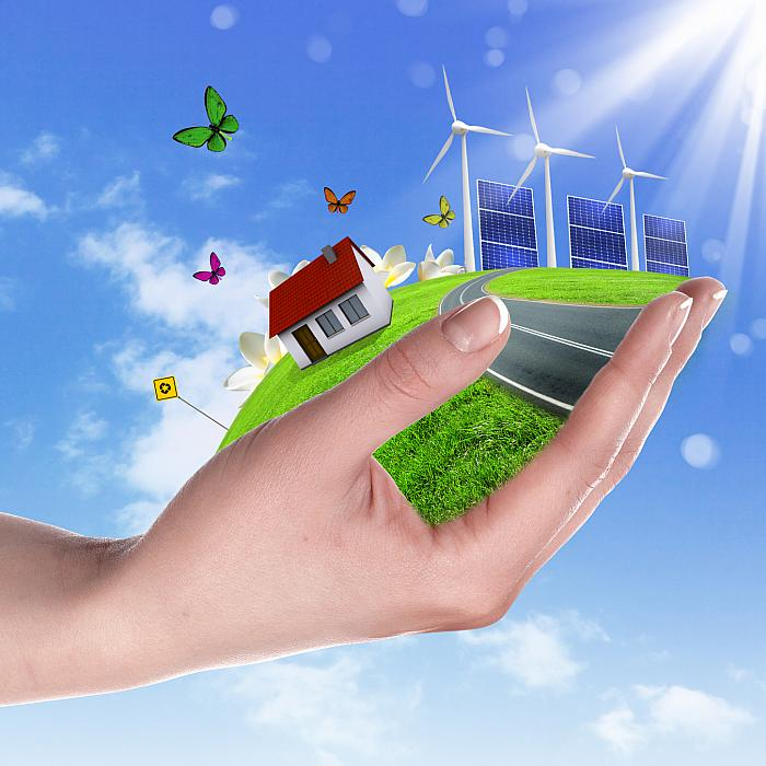 green energy is a thing of the present
