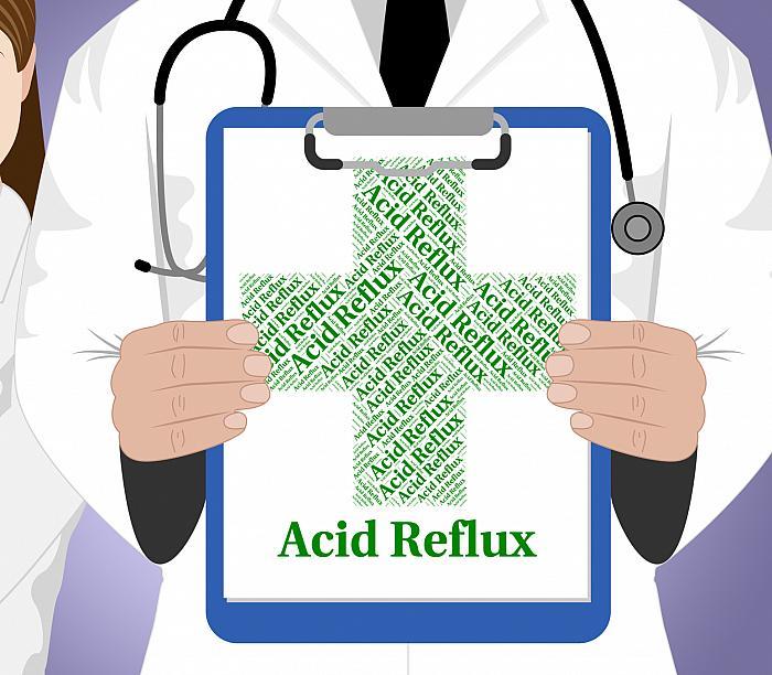 so, that's what acid reflux feels like!