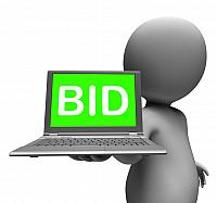 kozzi-5567206-bid laptop character shows bids bidding or auction online-744x698